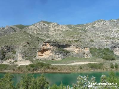 Sierra de Enmedio - Río Guadiela; rutas trekking madrid turismo activo madrid rutas senderismo por